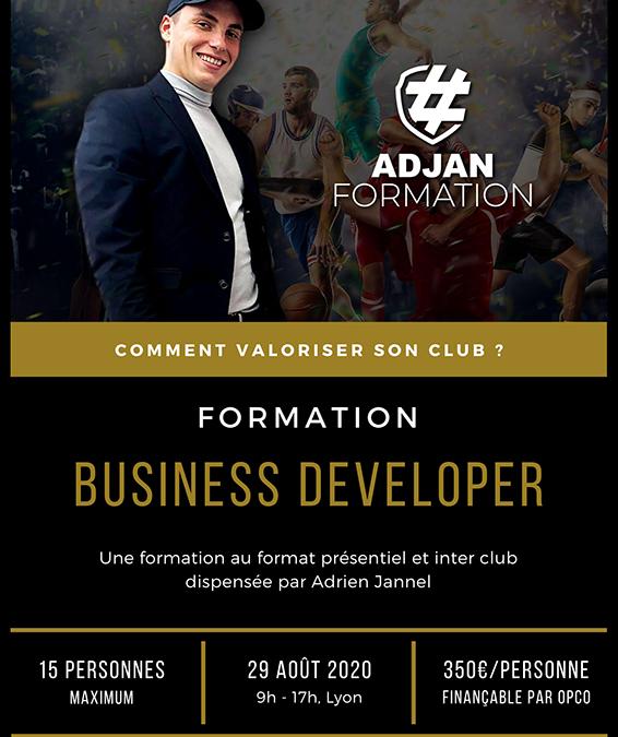 Assistez à la formation Business Developer – Valoriser son club