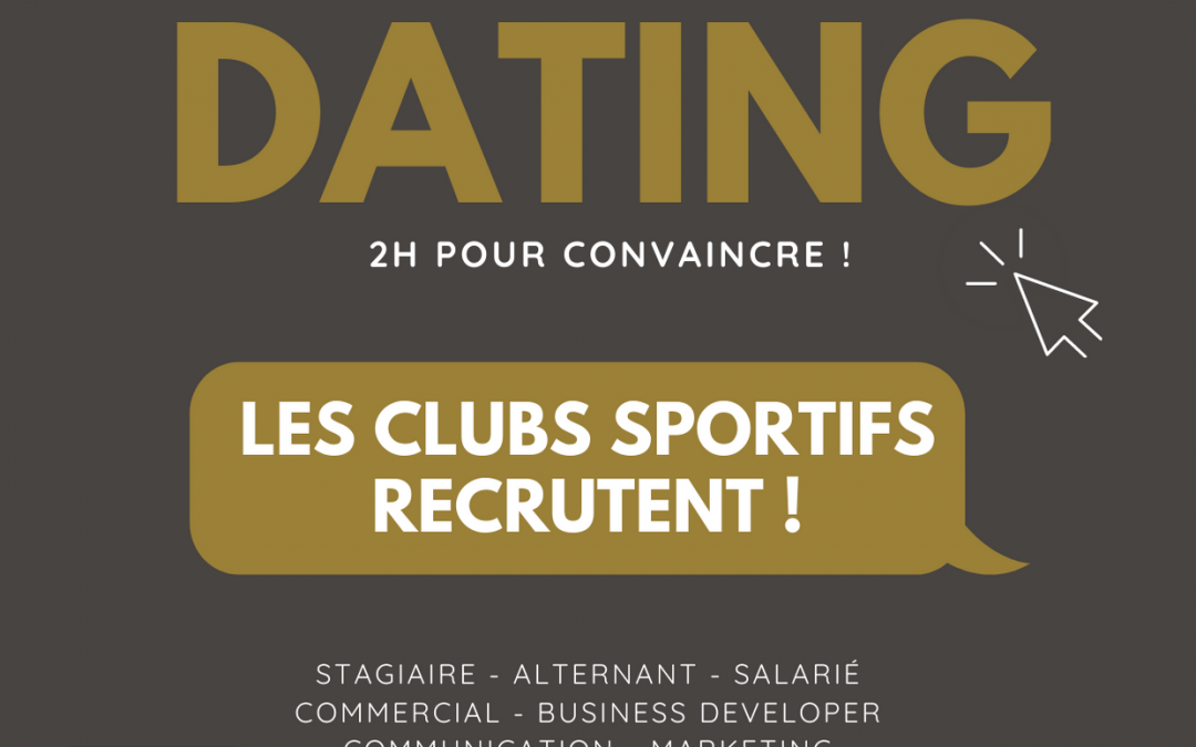 Participez au job dating Adjan Recrutement